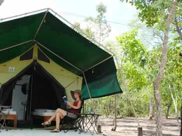 Jalapão - Safari Camp