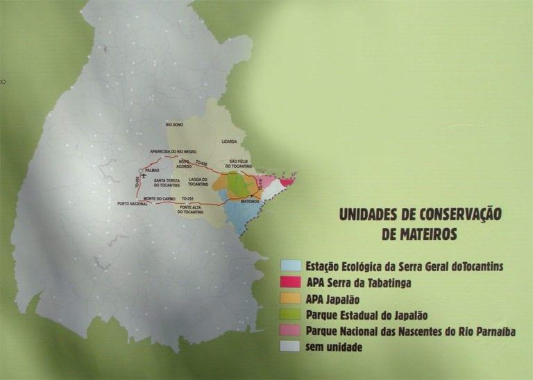 Jalapão - área de preservação